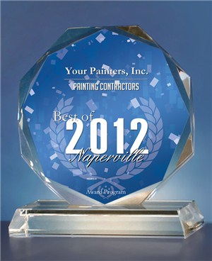 2012 Painting Contractor of the Year
