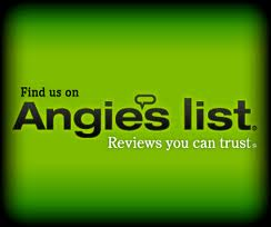 Top rating on Angie's List